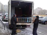 Перевозка грузов газелью