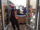 перемещение грузов кранами