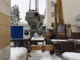 такелаж медицинского оборудования в Краснодаре